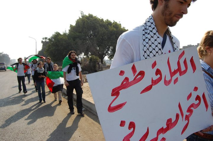 """Arab Reform Initiative - Egypt and the Events in Gaza: The """"Official"""" Solution to the Crisis"""