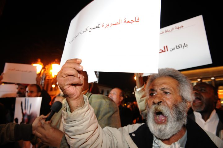 Arab Reform Initiative - Human Rights Action and Social Movements in Morocco