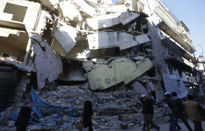 Arab Reform Initiative - قانون رقم 10 حول إعادة الإعمار: قراءة قانونية لاستملاك جماعي منظم في سوريا
