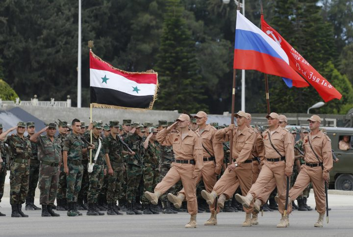 Arab Reform Initiative - Russian Forces in Syria and the Building of a Sustainable Military Presence - I