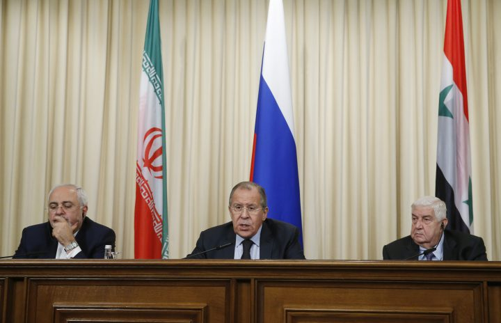 Arab Reform Initiative - Russian Forces in Syria and the Building of a Sustainable Military Presence - II
