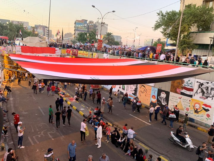 An Assessment of the 2018 and 2019 Protests in Iraq