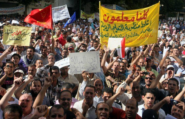 المجتمع المدني وتشكيل السياسات العامة: استراتيجيات من المغرب ومصر