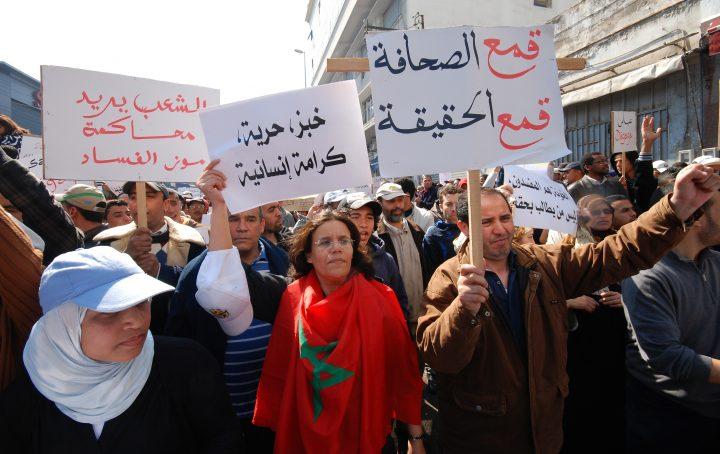 The Evolution of Mتطور حركة حقوق الإنسان في المغربorocco's Human Rights Movement