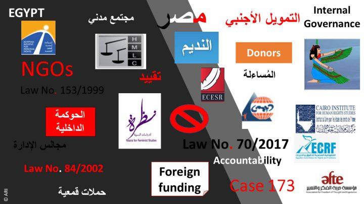 Arab Reform Initiative - معضلات مستعصية: قضايا الحوكمة الداخلية في المنظمات الحقوقية المصرية