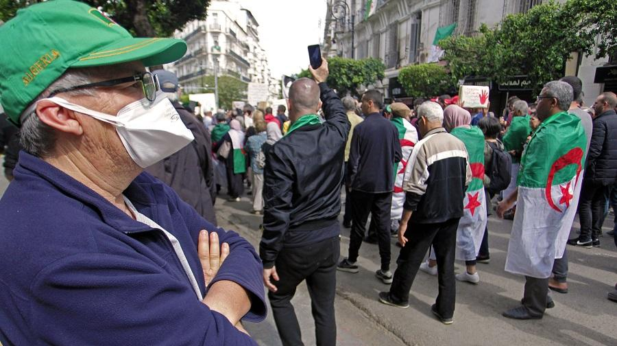 The Future of the Algerian Hirak Following the COVID-19 Pandemic ...